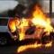 58-летний мужчина из-за долгов перед банком... сжег себя в автомобиле